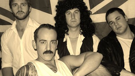 Queen Tribute Band – Its a Kinda Queen