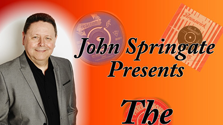 50's & 60's Show with John Springate